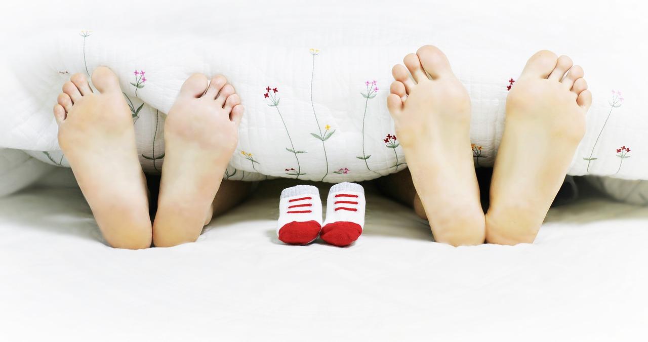 Zdrowe stopy w 7 krokach.