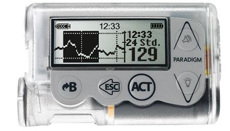 Paradigm Veo – nowa pompa insulinowa Medtronic