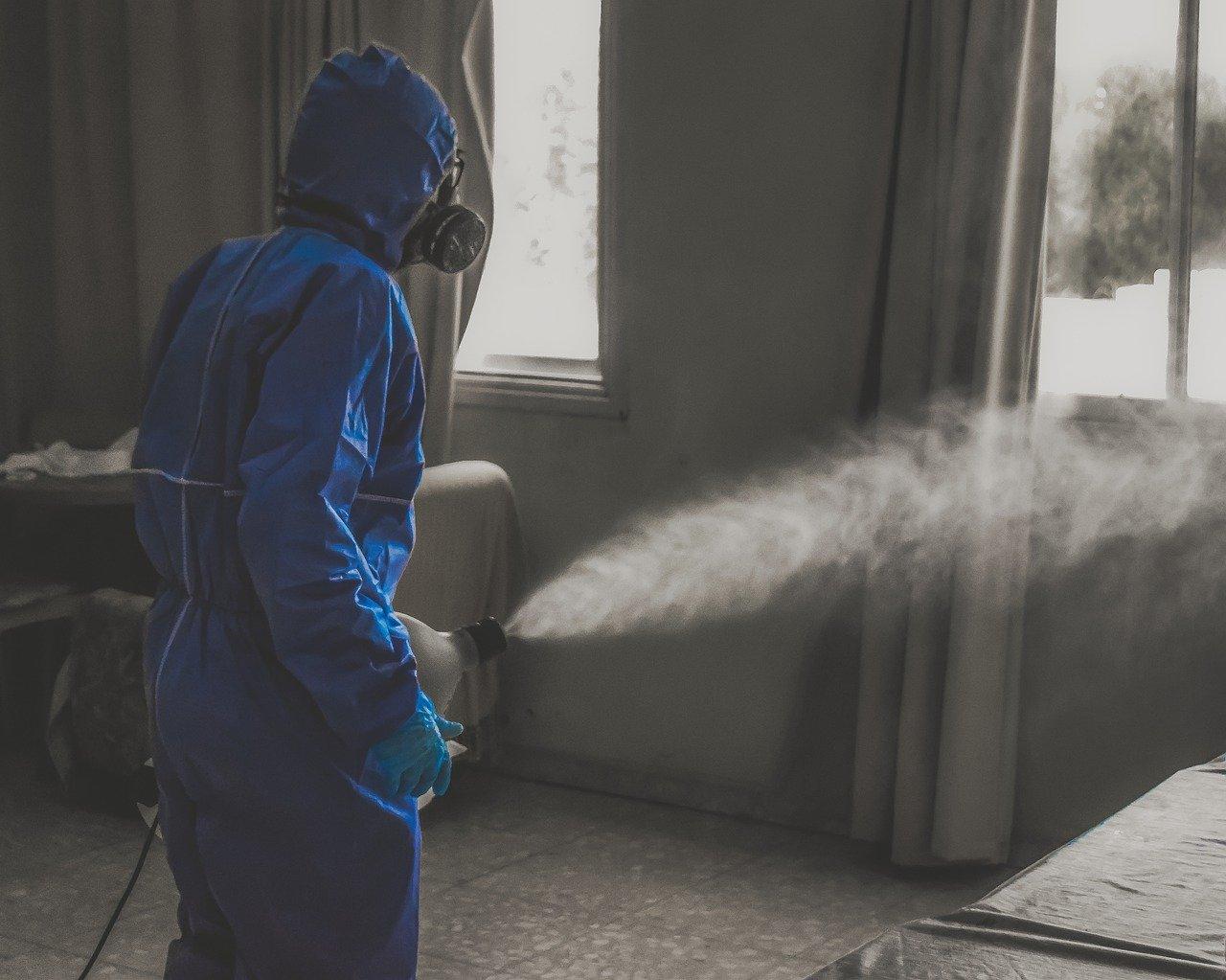 Zamgławianie czy ozonowanie? Który sposób na dezynfekcję jest bezpieczniejszy? #Covid-19