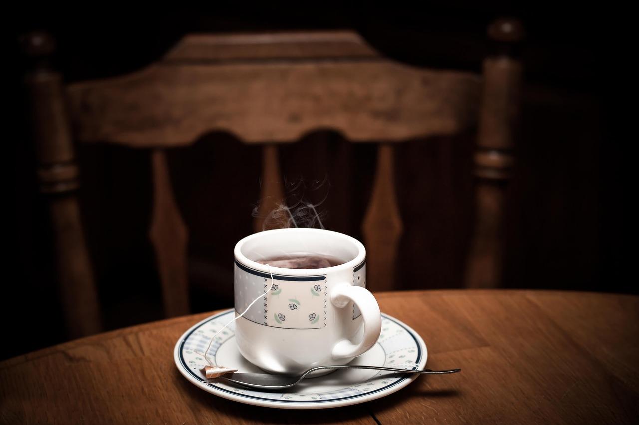 Która herbata najlepiej pobudza?